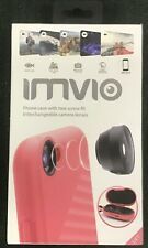 iPhone 6 Camera Lens 6 Fish Eye Wide Angle Imvio Official Cell Phone Case - New