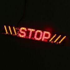 12v  LED Brake Lamp License Plate Frame Turn Signal Light Motorcycle Universal