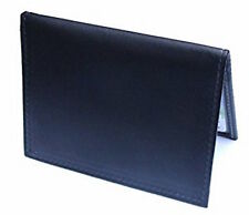Hand Made Soft Faux Leather Bus Pass Oyster ID Credit Card Travel Wallet Thin