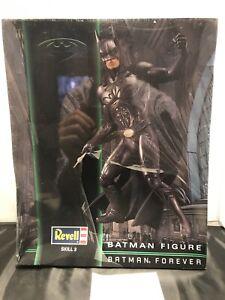 1995 Revell Batman Forever Batman Figure Skill 3 1:6 Scale Model Kit | W/H RCPT