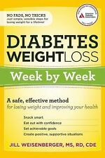 DIABETES WEIGHT LOSS - JILL WEISENBERGER (PAPERBACK) NEW