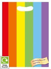 Regenbogen Mehrfarbig Geburtstagsparty Beutel Recyclebar Treat Geschenk Bonbon