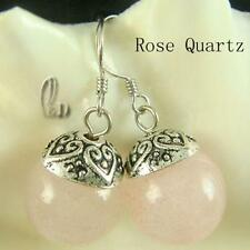 Handmade Rose Quartz Natural Fine Jewellery