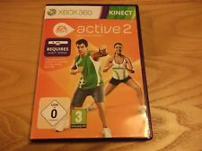 EA Sports Active 2  XBOX 360 Free P&P