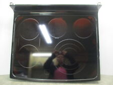 GE STOVE GLASS MAIN TOP ( WITH SOME NICKS) PART # WB62T10250