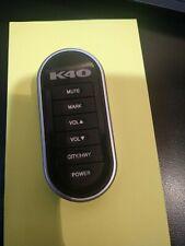 New listing K40 Rl360 Rl200 laser radar detector Remote Control with sun visor clip.Guarante