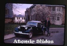 1967  kodachrome Photo slide   convertible MG car