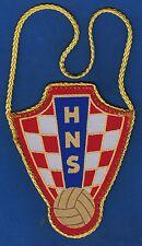 CROATIAN FOOTBALL FEDERATION, Hrvatski nogometni savez - HNS, official flag RARE