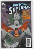 Adventures of Superman #641 Greg Rucka OMAC 9.6