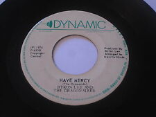BYRON LEE AND THE DRAGONAIRES -a fifth of beethoven/have mercy DYNAMIC 45 Reggae