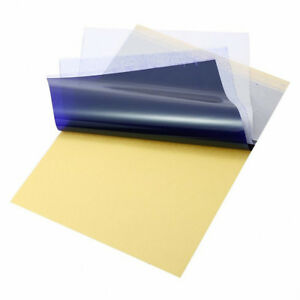 100 Sheets Tattoo Transfer Paper A4 Size Thermal Stencil Carbon Copier SPIRIT