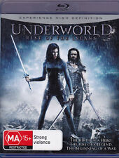 UNDERWORLD 3 - RISE OF THE LYCANS (BLU-RAY) BRAND NEW!!! SEALED!!!