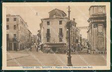 Vicenza Bassano del Grappa cartolina QK7700