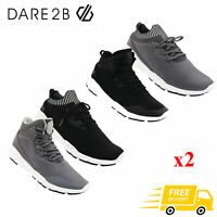 2 x Pairs Dare2b Kids Boys Girls Sneakers Trainers Shoes RRP £120