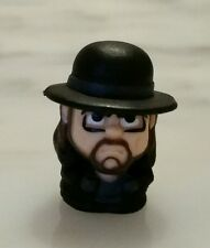 RARE! WWE Wrestling TeenyMates Undertaker Mini Figure (New Without Tag or Box)