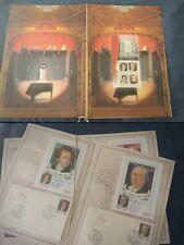 REPUBBLICA FOLDER TEATRO LIRICO 2001 COMPLETO  NUOVO -