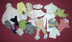 GROUP OF VINTAGE DOLL CLOTHES FOR KEN, SKIPPER, PEPPER & TAMMY