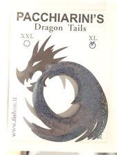 Paolo Pacchiarini´s Dragon Tails XL HOLO SILVER 4 Stück Dragon Tails XL silber