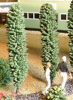 "PAPPELN Bäume 2 STÜCK 14,5cm HÖHE passend zu 1:32 ""MADE in GERMANY""            5"