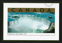 Postage Paid Postcard —Mailing in Canada & delivery Worldwide —Niagara Falls, ON