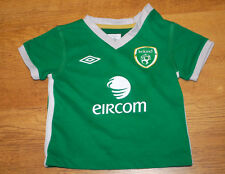 Umbro Ireland home shirt (For age 12-18 mnth)