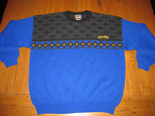 Vintage Ski-Doo Snowmobile Knit Winter Sweater Men's Large Canada