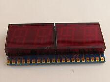 3 Stück - NSB5388 NSC LED Display, 3½ Digit, gem.Kathode, für Uhren,Clock - 3pcs