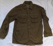 Old Israel IDF Double-sided Jacket Shirt Sz L