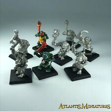 Metal Classic Orc X8 - Warhammer Age of Sigmar C932