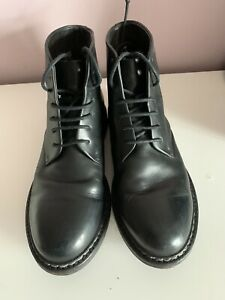 marsell boots size 37 black