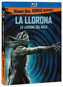 LA LLORONA - LE LACRIME DEL MALE (BLU-RAY) WARNER BROS. HORROR MANIACS