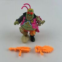 Toxic Crusaders Psycho Action Figure Playmates Troma 1991 Weapons VIntage