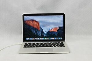 Apple MacBook Pro 13-Inch Retina Screen Early 2015 Model A1502 NO HARD DRIVE