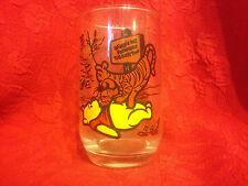 Vintage Sears Winnie The Pooh & Tigger Too Juice Class Euc Rare