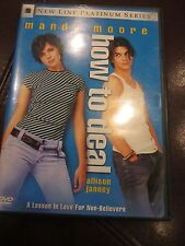 HOW TO DEAL WITH MANDY MOORE AND ALLISON JANEY USED DVD