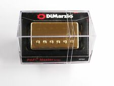 DiMarzio Regular Spaced PAF Master Bridge Humbucker W/Gold Cover DP 261