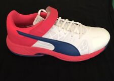 Puma EvoSpeed Cricket B 103645 06 White/Blue / Red Men's Shoes Size 9.5