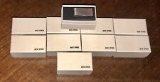 "10 Jack Spade Edged Money Clips ""BACON"" Silver Metal NEW IN BOX Retails $68 Each"