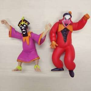 """Scooby-Doo Ghost Clown & Witch Doctor 5"""" Action Figure Hanna Barbera Toy Collect"""