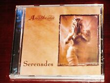 Anathema: Serenades CD 2003 Bonus Tracks Peaceville UK Records CDVILED 34 NEW