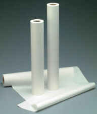 "1 ROLL! 21"" X 225' Massage Exam Table Paper Smooth White Large Roll 1 EACH! NEW!"