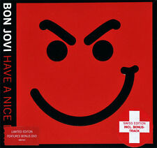 Bon Jovi – Have A Nice Day CD & DVD NEW
