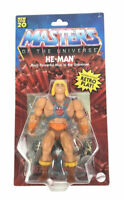 "Masters of the Universe Origins MOTU He-Man Battle 5.5"" Action Figure"