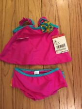 New with tags Infant OshKosh 0-3 month Girls 2 piece Swimsuit