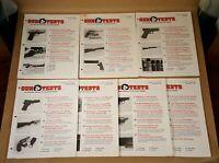 Gun Tests Consumer Magazine Lot of 7 Issues 1993 Feb Jun Jul Sep Oct Nov Dec