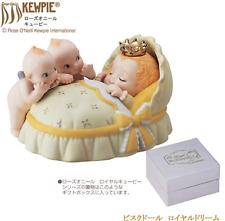 "Rose O'Neill Kewpie ""Royal Dreams""Bisque Kewpie Doll figure from Japan NEW F/S"