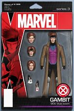 HOUSE OF X 6 2919 JT CHRISTOPHER GAMBIT ACTION FIGURE VARIANT NM