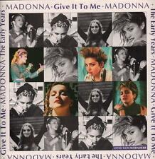 Madonna & Otto Von Wernherr(Vinyl LP)The Early Years-Receiver-RRLP 144-NM/NM
