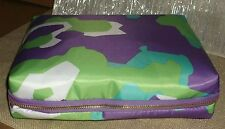 Sonia Kashuk for Target Camouflage Print Beauty Organizer New