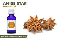 Natural Anise Star Essential Oil 100% Pure UNCUT Pure Therapeutic Grade Oils